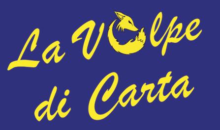 cartolerie d'autore la volpe di carta