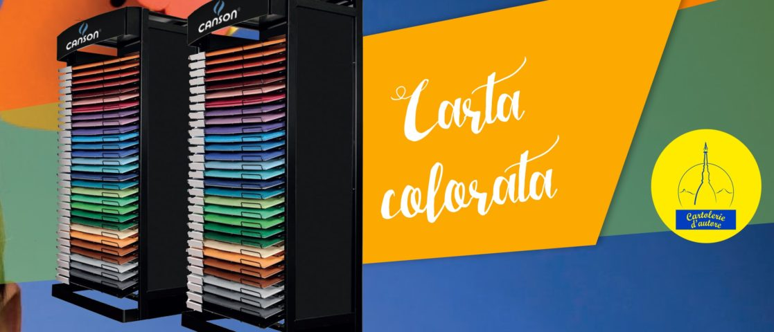 Cartoncini Colorline Canson cartolerie d'autore
