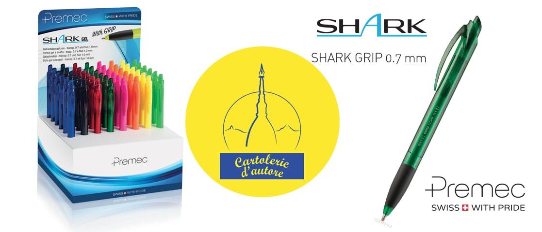 Sharkgrip Premec - Cartolerie d'autore