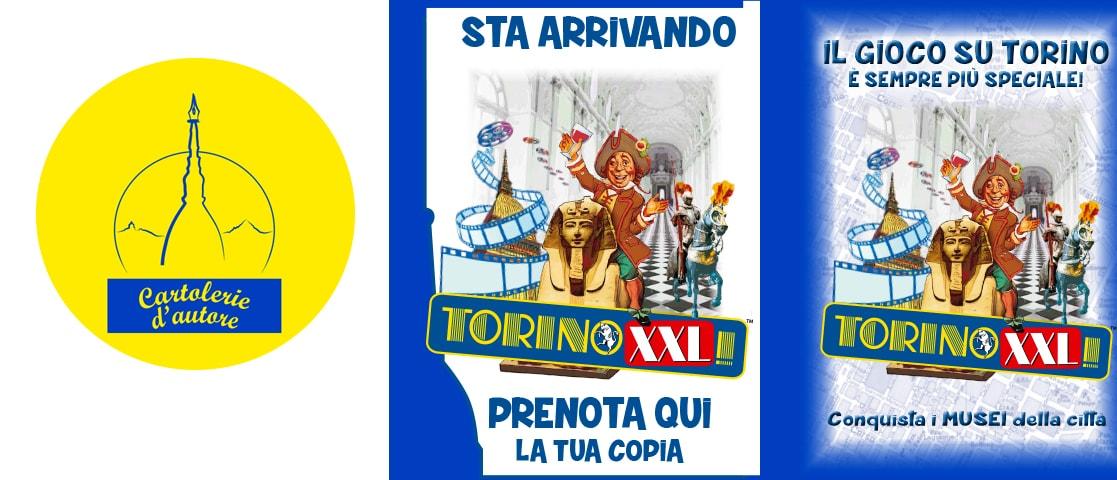 Prenota Torino XXL - il gioco su Torin